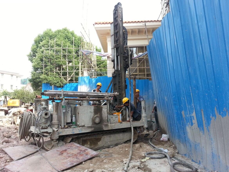 某房屋新增地下室基坑支护工程