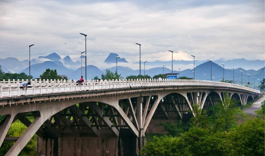 南门大桥4月26日起封闭施工 加固维修改造