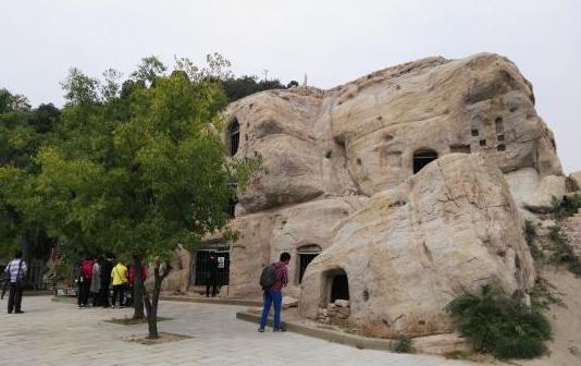 中国最大道教石窟抢救性加固完成