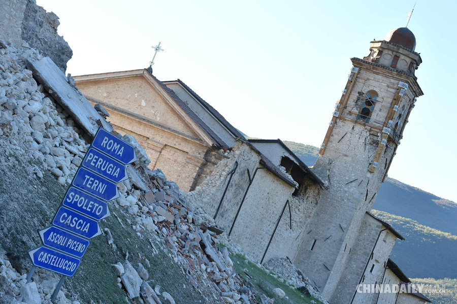 意大利:抗震加固保护历史建筑及居民安全