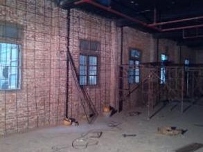 房屋后座砖混结构抗震加固工程