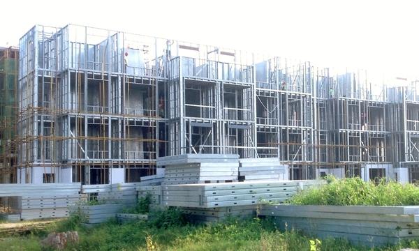 住别墅吗?轻型钢结构住宅