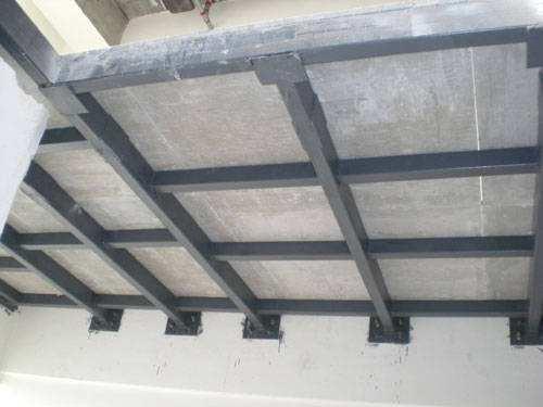 关于钢结构楼板的工艺详解