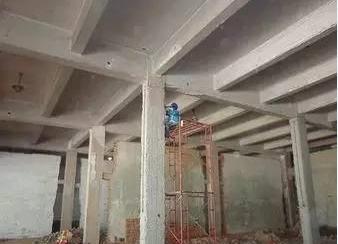 广州麦芽厂房加层改造加固工程
