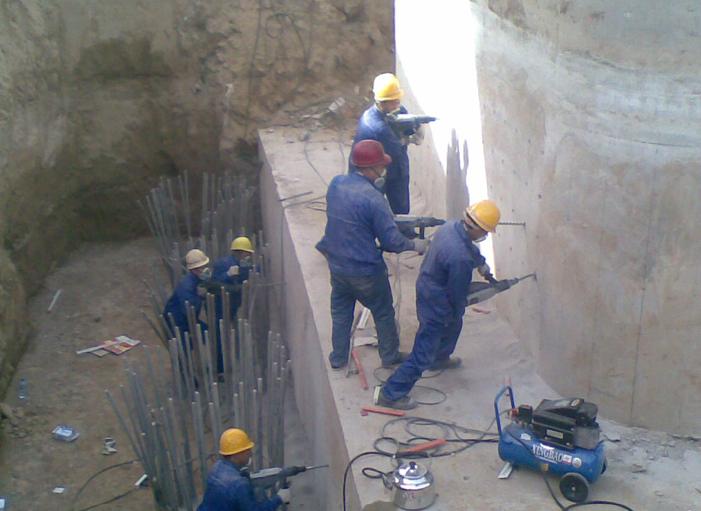 天津植筋加固方案安全保证措施