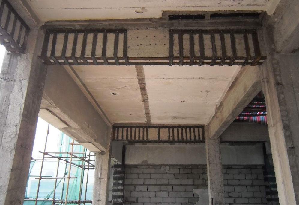 楼下住户拆改承重墙 楼上邻居担心房屋安全