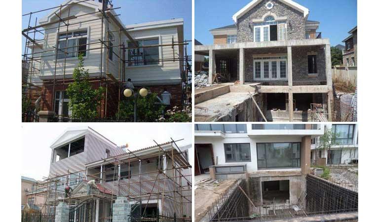 别墅改造加固的注意事项和别墅加固改造的施工步骤