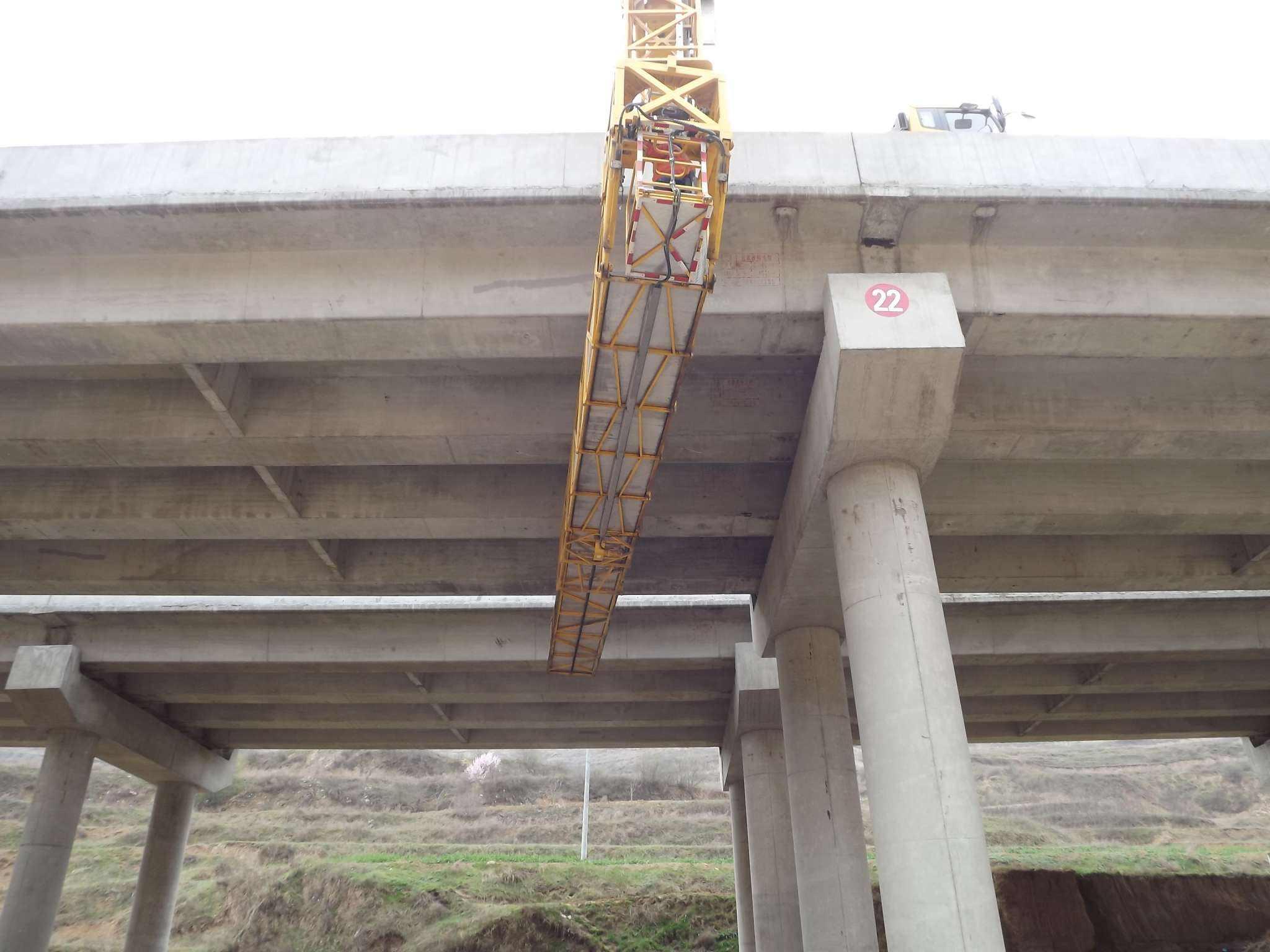 桥梁出现裂缝怎么办,运用桥梁加固结构制造技术