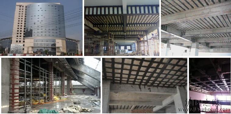 上海毅实建筑加固工程施工案例