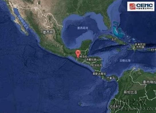 危地马拉6.9级强震,基坑地基加固不可忽视
