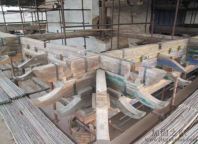 保护文物,古建筑抗震加固功在当代利在千秋