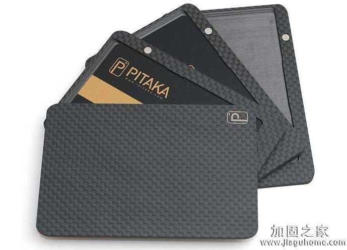 最新科技碳纤维钱包!碳纤维加固单价还不如钱包贵!