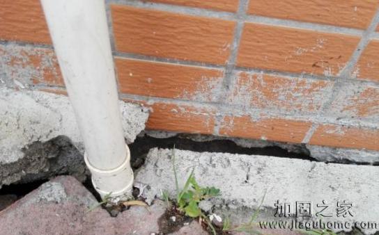 盛景华庭墙体开裂地基沉降,开发商:有需要会进行地基加固