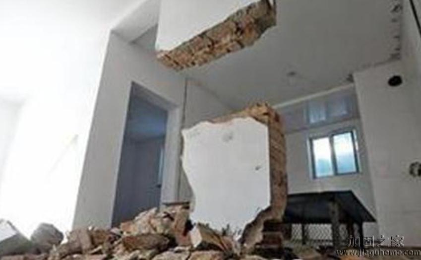 承重墙拆除加固的方法是什么?