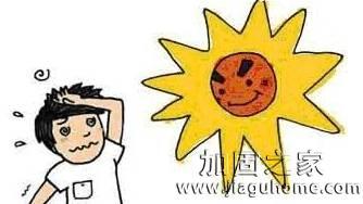 产妇在家坐月子都能中暑身亡,烟囱加固工人如何降温避暑?