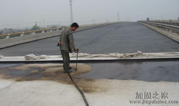 防水堵漏施工技术之六种有效方法