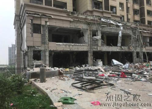 跟踪报道:唐冶爆炸后房屋的安全鉴定报告已出,需要做加固吗?
