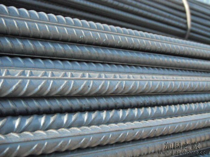 罗纹钢筋加固:可靠的钢筋