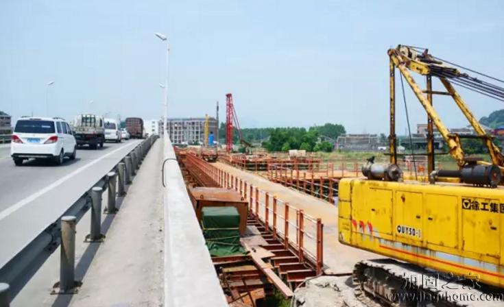 桥梁加固维修工程案例分享
