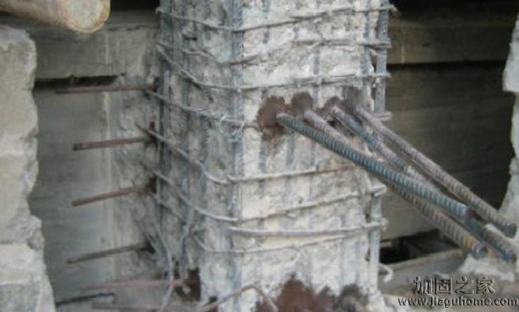 混凝土结构加固图集是用来干什么的?