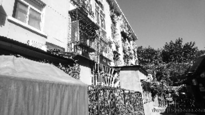 因搬离经费老楼改造加固被搁置,住户盼早日动工