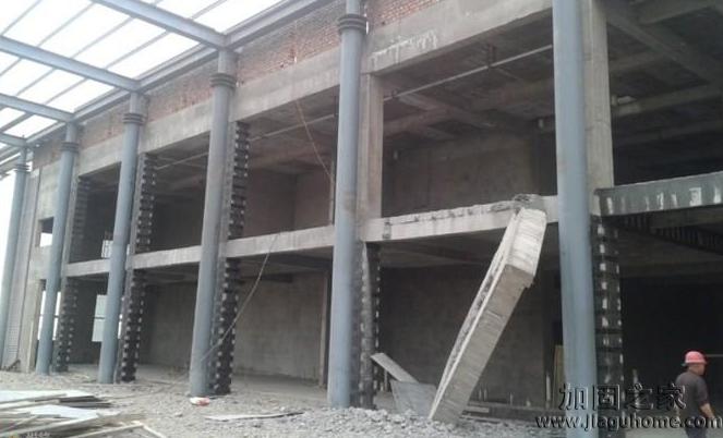 建筑加固工程