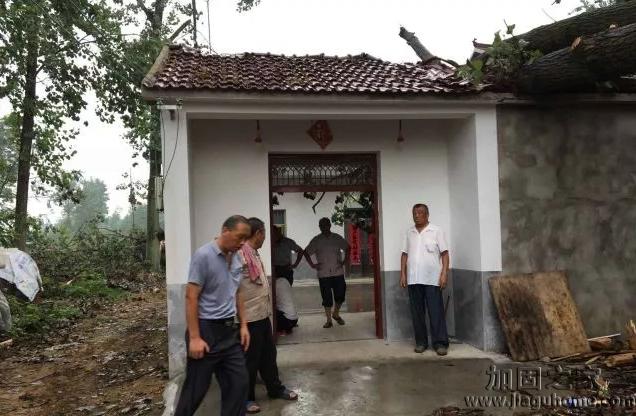 金安区圆满完成因灾损坏农房维修加固任务