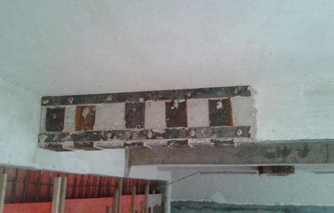 粘钢加固施工完成后的质量检验说明