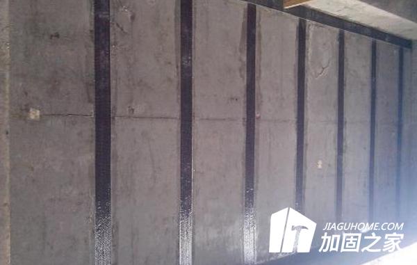 楼板承重墙加固该如何施工?