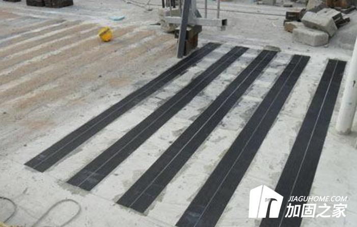 混凝土裂缝加固修复妙用碳纤维布的好处
