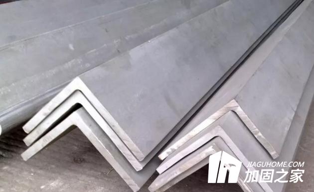 外包角钢加固钢筋混凝土框架柱