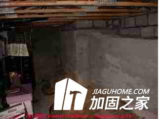 修复破裂基础墙-室内基础加固方法
