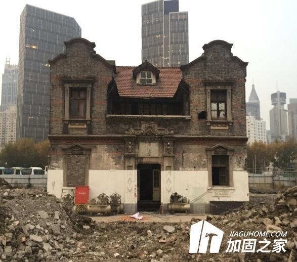 关于建筑平移案例,上海民建工程平移介绍