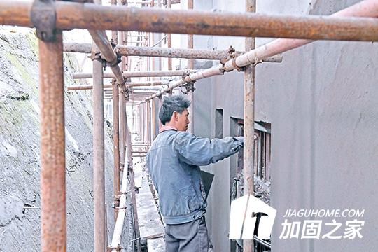 """海新街社区危旧房加固修缮:居民新年盼搬""""新家"""""""