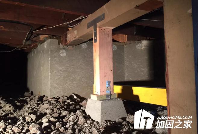 房屋地基沉降或倾斜,地基加固处理能改善缺陷?