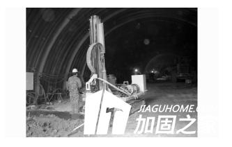 黄土隧道地基旋喷桩加固分析
