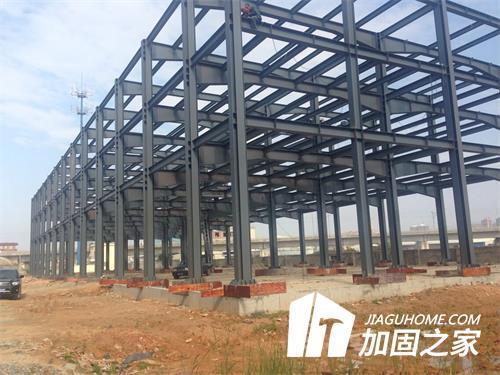 碳纤维材料在轻钢结构建筑上的应用