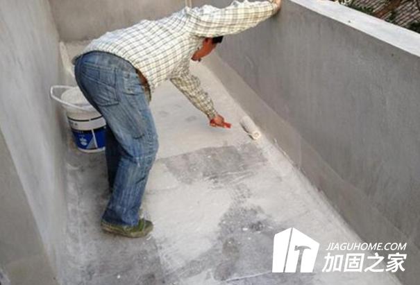 阳台补漏装修和防水混凝土设计技巧说明