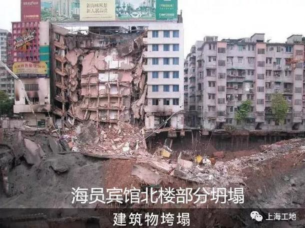 加固之家丨3人死亡,8人受伤,深基坑坍塌背后竟然有这么多原因!
