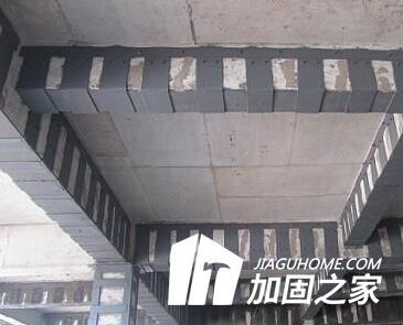 粘钢加固在老旧房屋改造加固上的应用案例