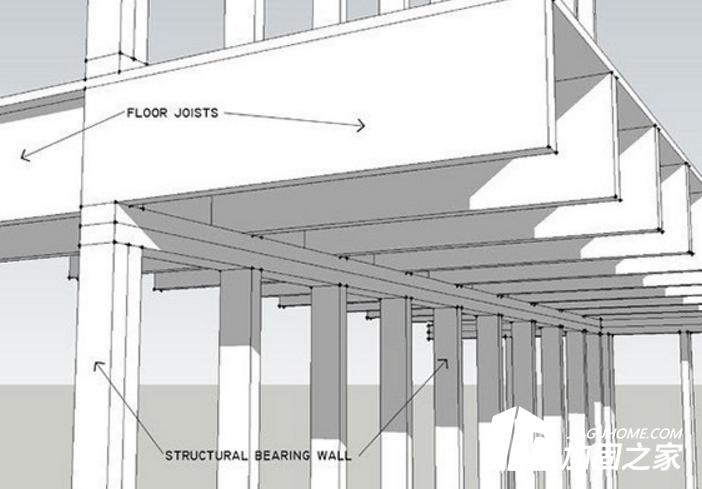 承重墙辨别方法和承重墙加固方法说明