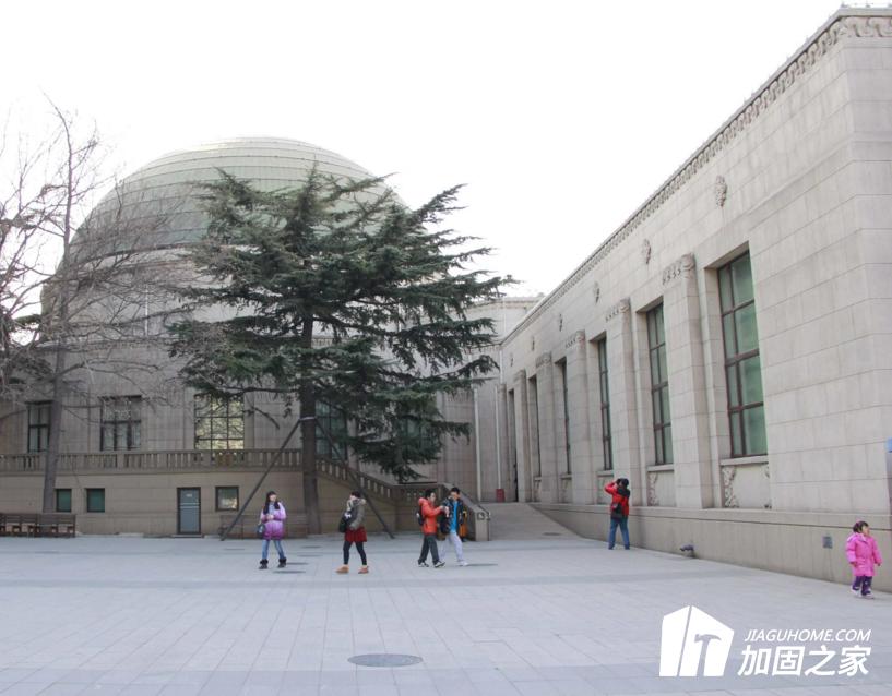 北京旧事之—天文馆(旧馆)抗震加固工程
