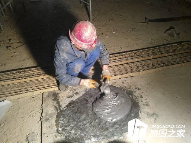 置换混凝土加固法你知多少?
