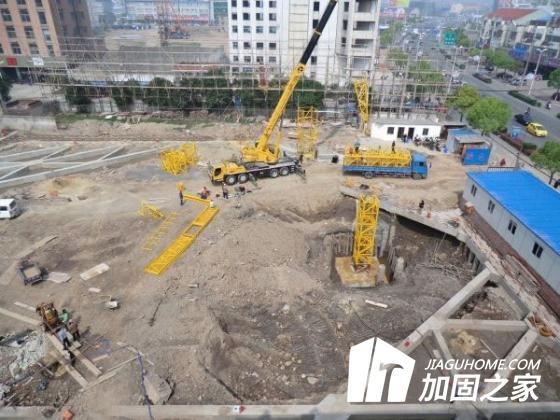 软土地基想修建房子应该怎么处理才能预防地基下沉