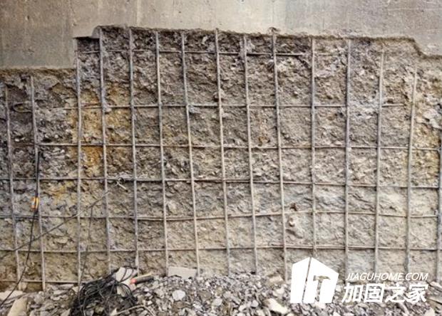 2018钢筋网片水泥砂浆加固情况总结!