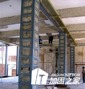 建筑物粘钢加固粘接面施工的验收方式