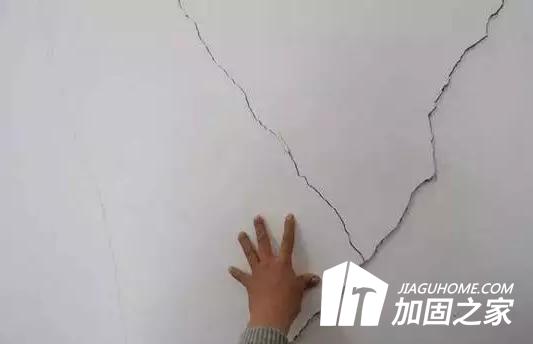 房屋常见的构件裂缝都有哪一些?