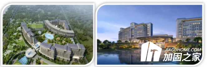 生活不止眼前的苟且 ——绿地三甲港酒店群加固改造的点石成金之术