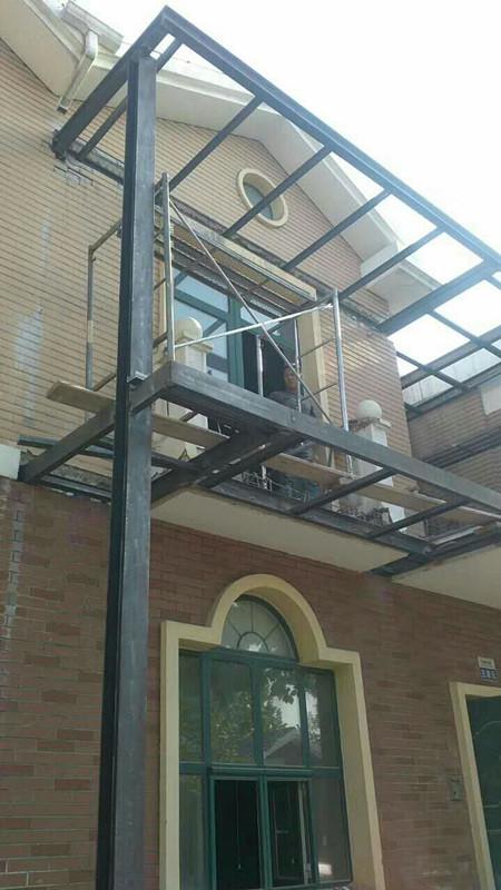 北京专业钢结构搭建,阳台改造扩建,房屋加层搭建
