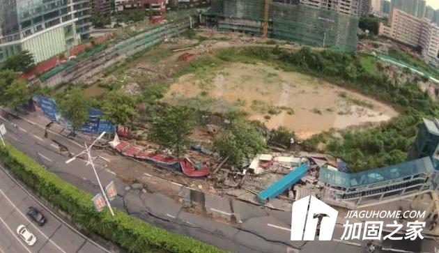 关于基坑坍塌事故的应急措施说明